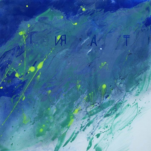 Maria Bejarano.  El viento de la noche. 50x50