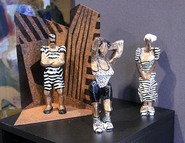 Sculptures-JMC