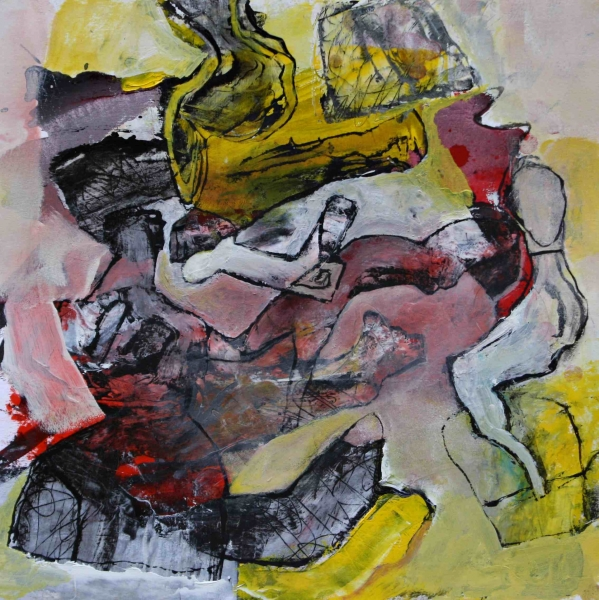 Dynamic forms 1. 30x30 mix. paper