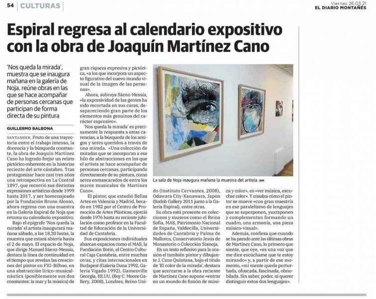 Prensa Diario Montañés