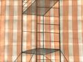 Espiral_GloriaPereda_ArquitecturasProvisionales1_Acril_papel-100x70_2017ww