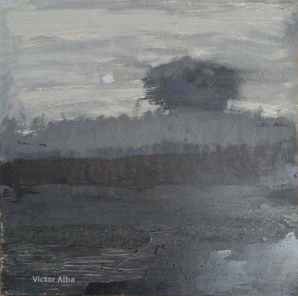Victor-Alba_Paisaje-con-arbol-gris