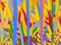 Naturaleza---Naranja-y-rosa-20-x-29,5-cm-gouache-sobre-papel